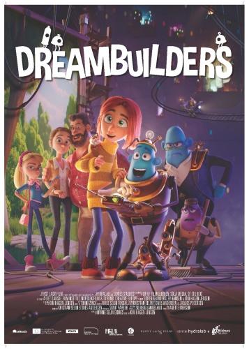 Dreambuilders 2020 1080p BRRip X264 AC3-EVO