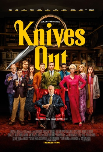 Knives Out 2019 BRRip XviD MP3-XVID