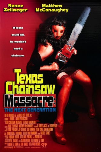 Texas Chainsaw Massacre The Next Generation (1995) 720p BluRay x264 [Hindi+English]