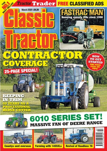 Classic Tractor - March (2020)