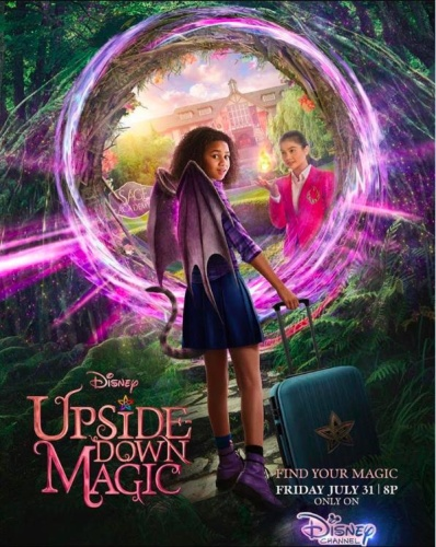 Upside-Down Magic 2020 1080p WEB-DL DD5 1 H 264-EVO