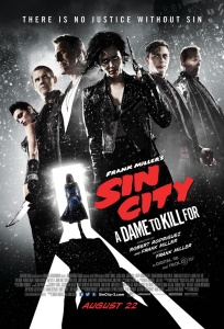 Sin City A Dame to Kill For (2014) x264 1080p BluRay {Dual Audio} Hindi DD 2 0 + E...