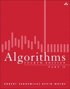 Algorithms, Part II, 4th edition