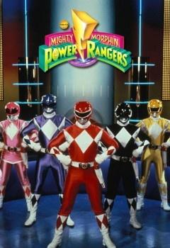Power Rangers (Alien Rangers) - Stagione 4 (1996) [Completa] .avi DVDRip Mp3 ITA