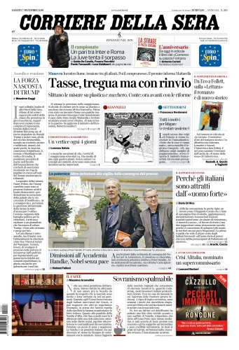 Corriere della Sera - 07 12 (2019)