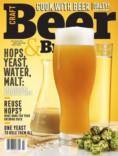 Craft Beer & Brewing - February-March (2020)