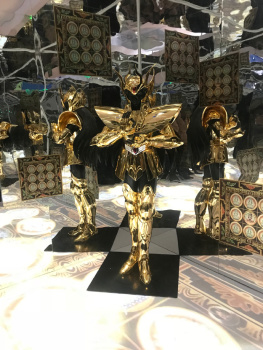Saint Seiya - 30th Anniversary Exhibition Shanghai