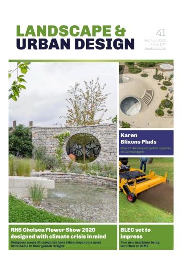 Landscape & Urban Design - January-February (2020)