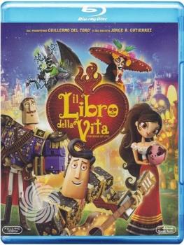 Il libro della vita (2014) Full Blu-Ray 38Gb AVC ITA DTS 5.1 ENG DTS-HD MA 7.1 MULTI