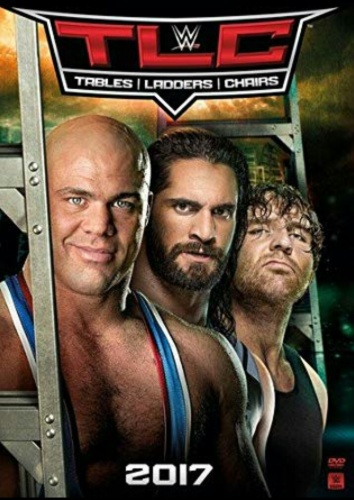 WWE TLC Tables Ladders and Chairs 2019 Kickoff 480p -mSD