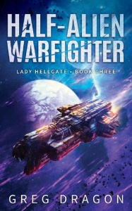 Half-Alien Warfighter