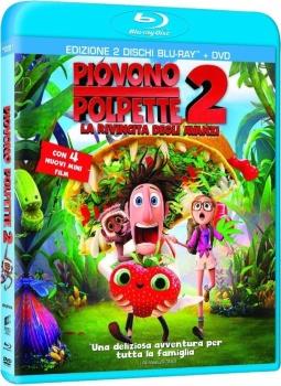Piovono polpette 2 - La rivincita degli avanzi (2013) BD-Untouched 1080p AVC DTS HD-AC3 iTA-ENG