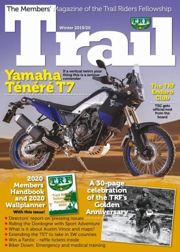 Trail Magazine - Winter 2019-(2020)
