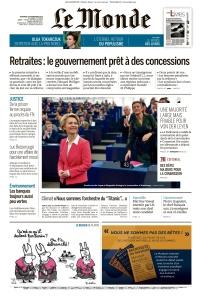 Le Monde - 29 11 (2019)