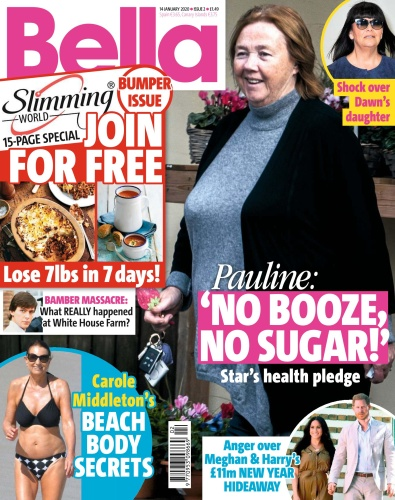 Bella UK - 14 January (2020)