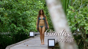 Candice Boucher - World Swimsuit South Africa in Malaysia | WorldSwimsuit (2018) 720p