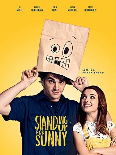 Standing Up For Sunny 2019 WEB-DL XviD AC3-FGT