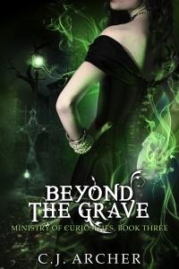 Beyond the Grave - C J  Archer