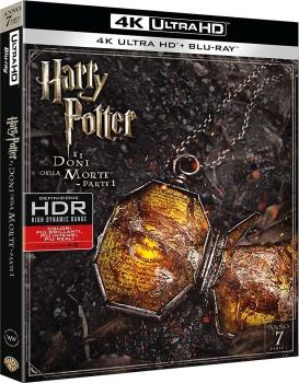Harry Potter e i Doni della Morte - Parte 1 (2010) Full Blu-Ray 4K 2160p UHD HDR 10Bits HEVC ITA DD 5.1 ENG DTS-HD MA 7.1 MULTI