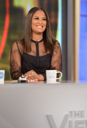 Laila Ali - The View: February 1st 2018