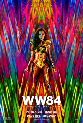 Wonder Woman 1984 (2020) 1080p HDRip x265 [Dual Audio][Hindi-CAM+English]