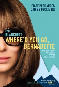 Whered You Go Bernadette 2019 HDRip XviD AC3-EVO