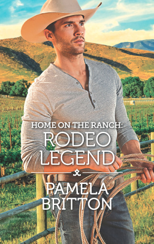 Home on the Ranch    Rodeo Legend   Pamela Britton