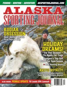 Alaska Sporting Journal - December (2019)