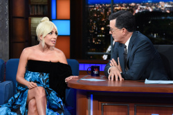 Lady Gaga - The Late Show with Stephen Colbert: October 4th 2018