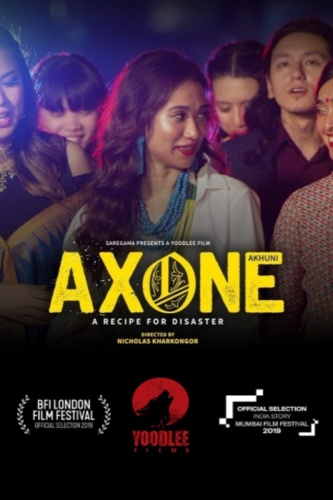 Axone (2019) 720p HDRip x264 AAC 5 1 MSubs-Team TT