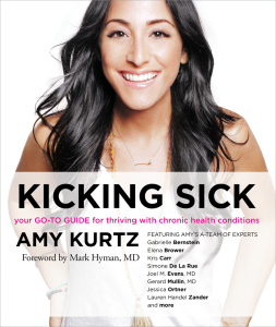 Kicking Sick   Your Go To Guide for Thriving with Chronic Health Conditions