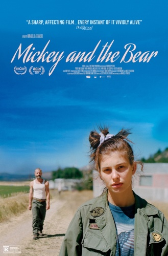 Mickey  The Bear 2019 HDRip AC3 x264-CMRG