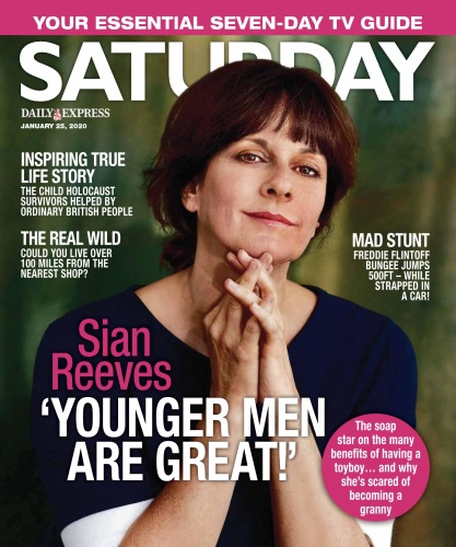 Saturday Magazine  January 25 (2020)
