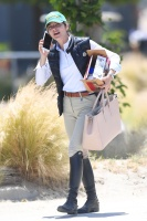 Selma Blair - Goes horseback riding in LA 5/17/18