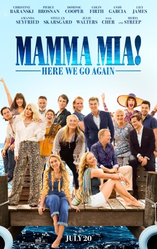 Mamma Mia Here We Go Again (2018) 720p BluRay x264 [Dual Audio][Hindi+English]-KMHD