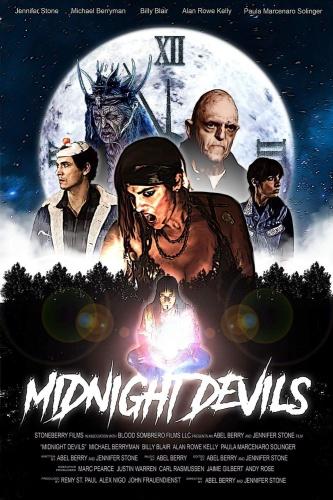 Midnight Devils (2019) UNRATED 720p WEBRip x264 [Dual Audio] [Hindi+English]