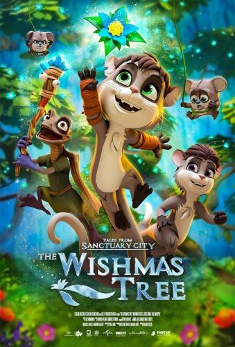 The Wishmas Tree 2020 WEB-DL XviD AC3-FGT