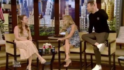 Billie Lourd - Live with Kelly and Ryan 2019-05-21