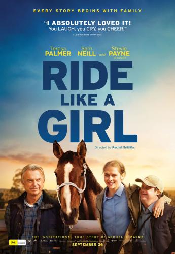 Ride Like A Girl 2019 720p BluRay x264-PFa