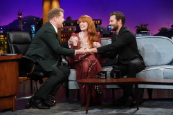 Florence Welch - The Late Late Show with James Corden: October 23rd 2018