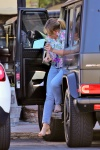 Hilary Duff - out and about in LA 7/12/19