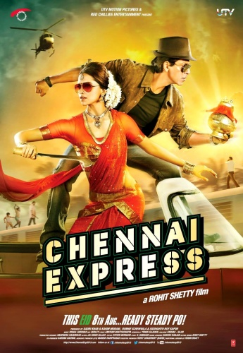 Chennai Express (2013) (1080p BluRay x265 HEVC 10bit AAC 5 1 Hindi Bandi)