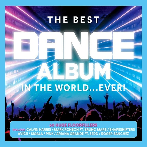 VA   The Best Dance  In The World    Ever! [(2019)]