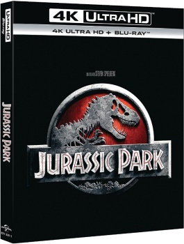 Jurassic Park (1993) Full Blu-Ray 4K 2160p UHD HDR 10Bits HEVC ITA DTS 5.1 ENG DTS-HD MA 7.1 MULTI