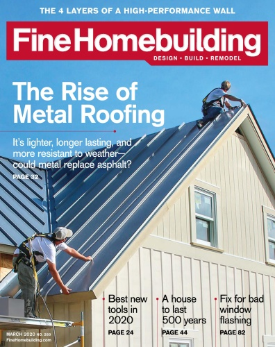 Fine Homebuilding - February-March (2020)