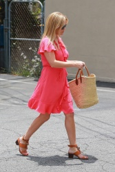 Reese Witherspoon - Out in Brentwood 6/21/18