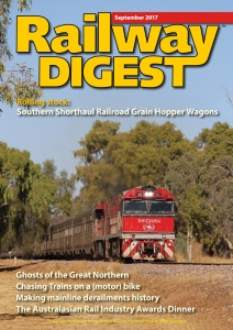 Railway Digest  September (2017)