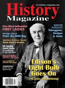 History Magazine - December 2019 - January (2020)