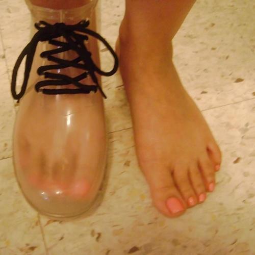 Belle rain boots