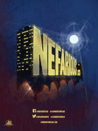 Nefarious 2019 WEB-DL XviD AC3-FGT